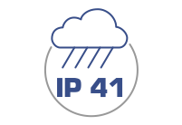 IP41 Protection class