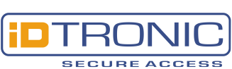iDTRONIC SecureAccess Logo